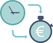 Save valuable sales time with dink